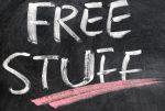 Free stuff background