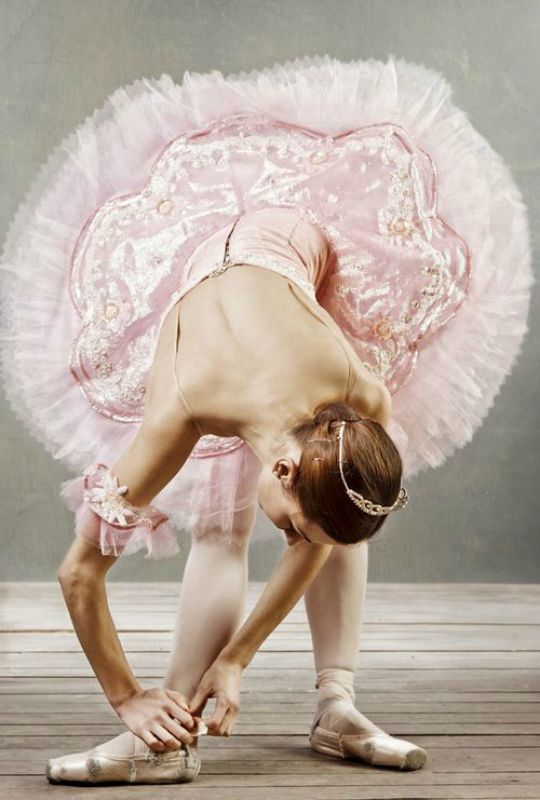 Ballet Class: Your Side of the Story