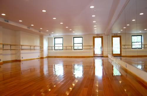 Ballet Class: The Classroom