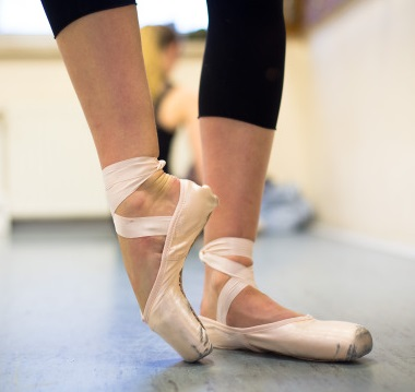 Ballet Class: Tippy-Toes