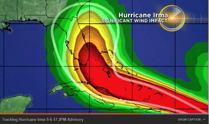 Me & Hurricane Irma