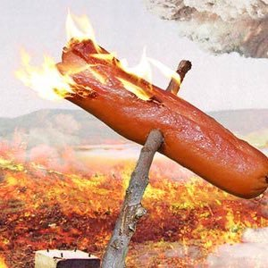 (Teeny) Weenies Roast (w/ Audio!)