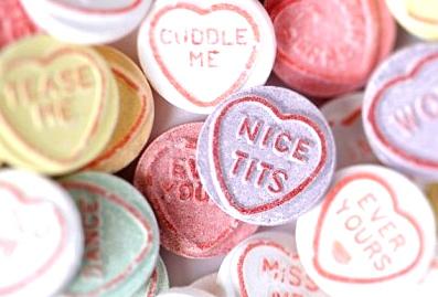 Valentine's Hearts: Kinky Style!
