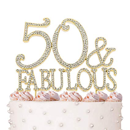 It's My 50th Birthday Weekend!