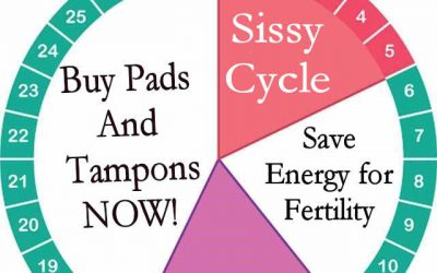 Sissy Monthly Cycle: Training Week 5