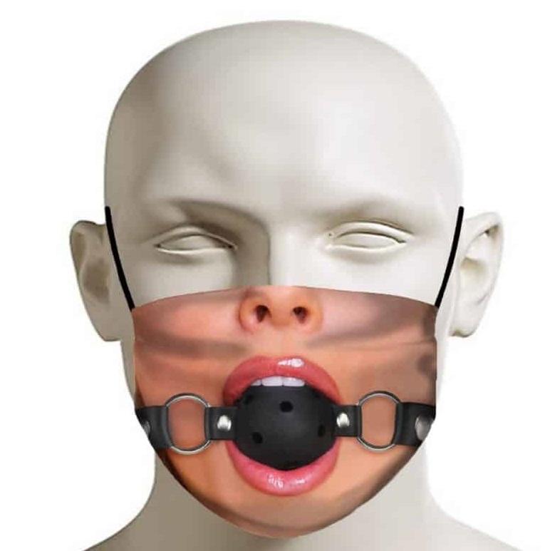 Face Masks Mistress Daphne 1-800-601-6975