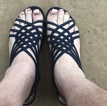 Sissy Training: Shoe Size & Fit