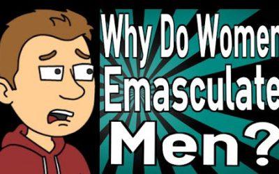 Emasculation of a Cuckold Cum Slut
