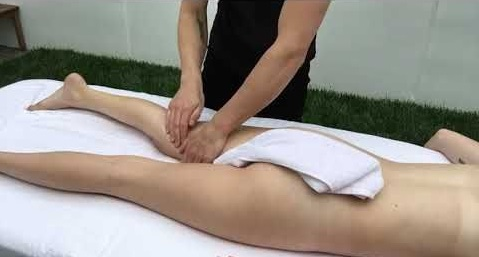 Tantric Leg Worship Mistress Daphne 1-800-601-6975